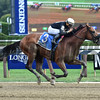 Aveenu Malcainu wins the 2017 Funny Cide Stakes<br /> Coglianese Photos/Lauren King