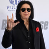 Gene Simmons, 2017 Pegasus World Cup