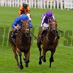 Benbatl, Oisin Murphy, win the Hampton Court Stakes, Royal Ascot, Ascot, UK 6/22/17, photo by Mathea Kelley