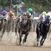 Firenze Fire wins the 2017 Sanford Stakes<br /> Coglianese Photos/Rob Mauhar