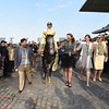 Ascend wins the 2017 Woodford Reserve Manhattan Stakes<br /> Coglianese Photos
