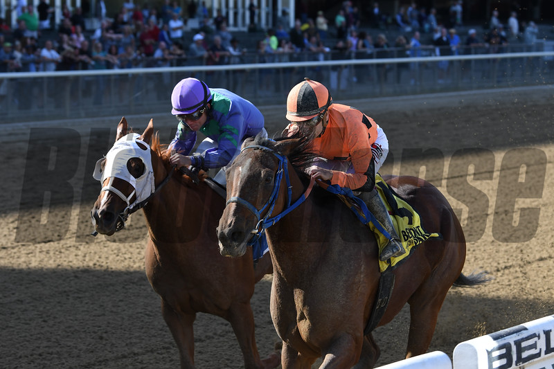Absatootly wins the 2017 Iroquois Stakes<br /> Coglianese Photos/Annette Jasko