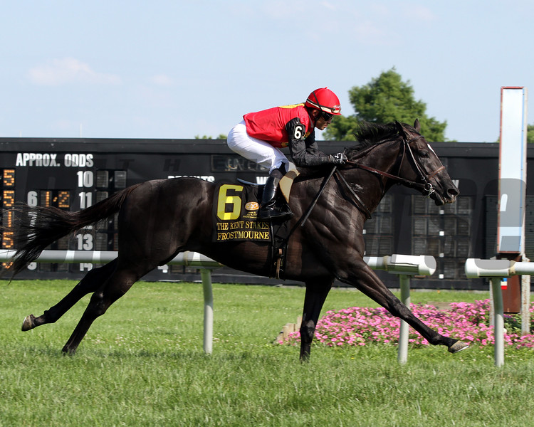 Frostmourne Kent Stakes Chad B. Harmon