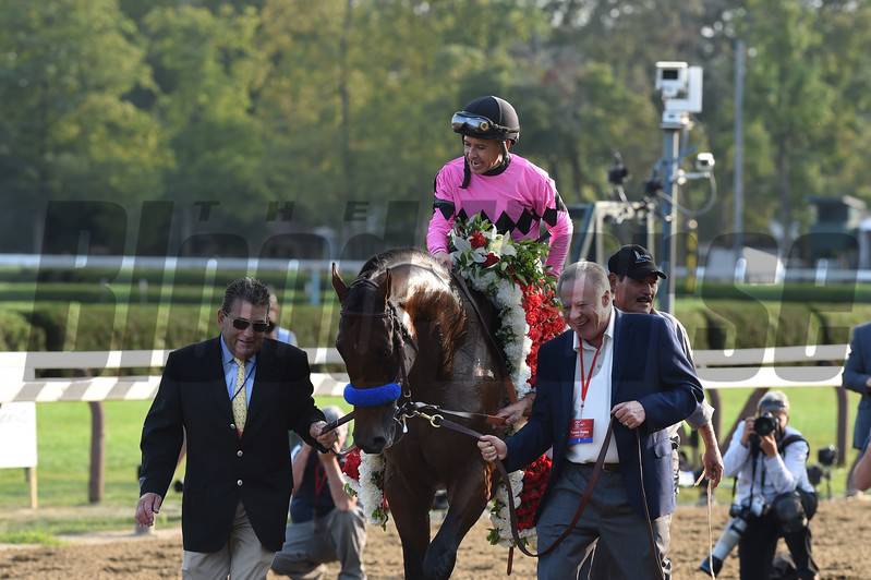 West Coast wins the 2017 Travers<br /> Coglianese Photos