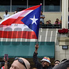 Caribbean, flags, crowd, scene, Gulfstream Park, December 9 2017