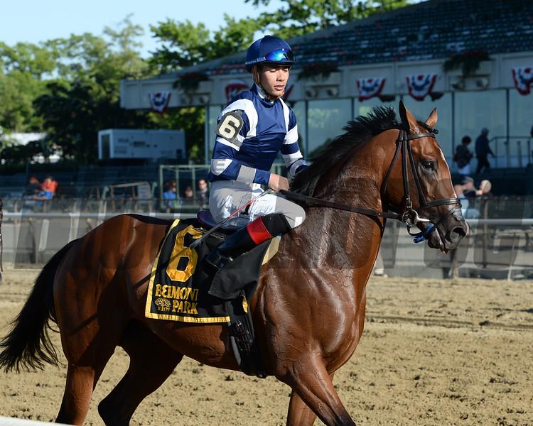 Oscar Performance wins the 2017 Pennine Ridge Stakes<br /> Coglianese Photos/Joe Labozzetta
