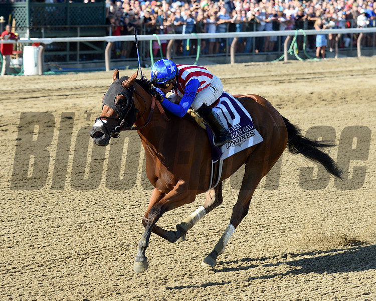 American Gal wins the 2017 Test Stakes<br /> Coglianese Photos/Chelsea Durand