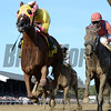 Literata wins the 2017 Saratoga Dew<br /> Coglianese Photos/Chelsea Durand