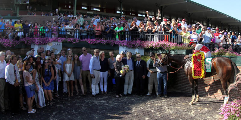 Songbird Winner's Circle Chad B. Harmon