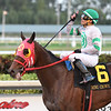 Aztec Sense wins the 2018 Claiming Crown Jewel at Gulfstream Park<br /> Coglianese Photos/Lauren King
