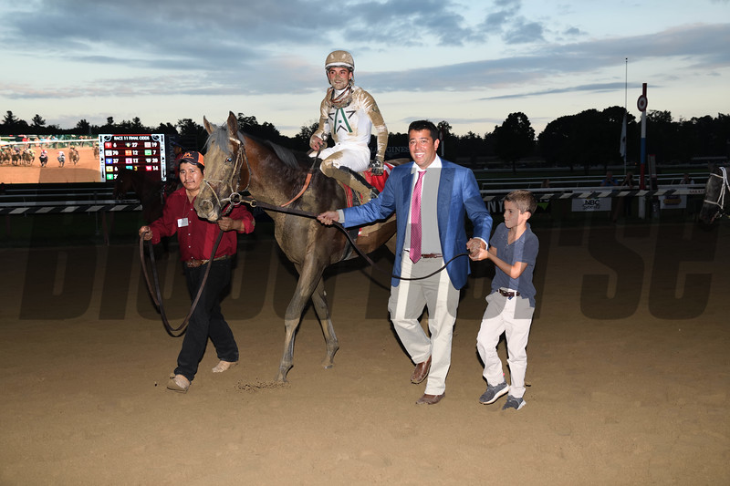 Yoshida wins the 2018 Woodward Stakes<br /> Coglianese Photos