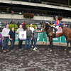 Uncle Benny wins the 2018 Futurity<br /> Coglianese Photos