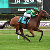 Fifty Five wins the 2018 John Hettinger Stakes<br /> Coglianese Photos