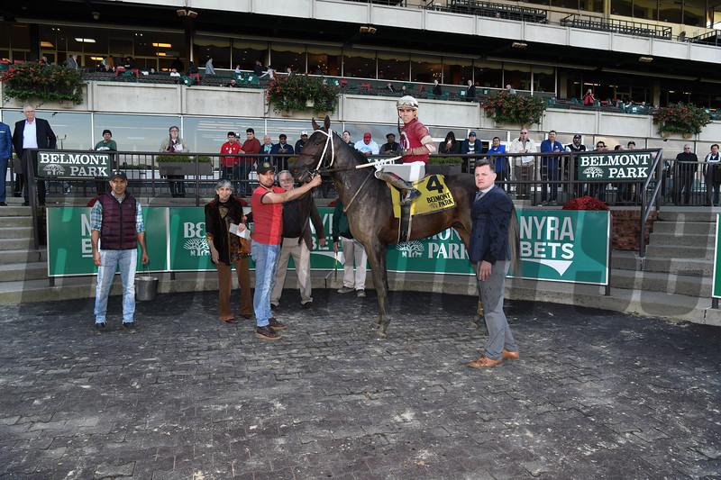 Bankit wins the 2018 Sleepy Hollow Stakes<br /> Coglianese Photos