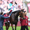 Enable wins 2018 Qatar Prix de l'Arc de Triomphe at Longchamp Racecourse. Photo: Mathea Kelley