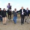 Runaway Lute wins the 2018 Hudson Stakes<br /> Coglianese Photos