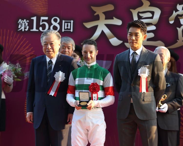 Rey de Oro (JPN); Tenno Sho (Autumn); G1; Tokyo Racecourse; October 28; 2018