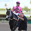 Rocket Heat wins the 2018 Claiming Crown Canterbury Stakes at Gulfstream Park<br /> Coglianese Photos/Lauren King