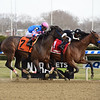 Marley's Freedom wins the 2018 Go for Wand (G3) at Aqueduct<br /> Coglianese Photos/Elsa Lorieul
