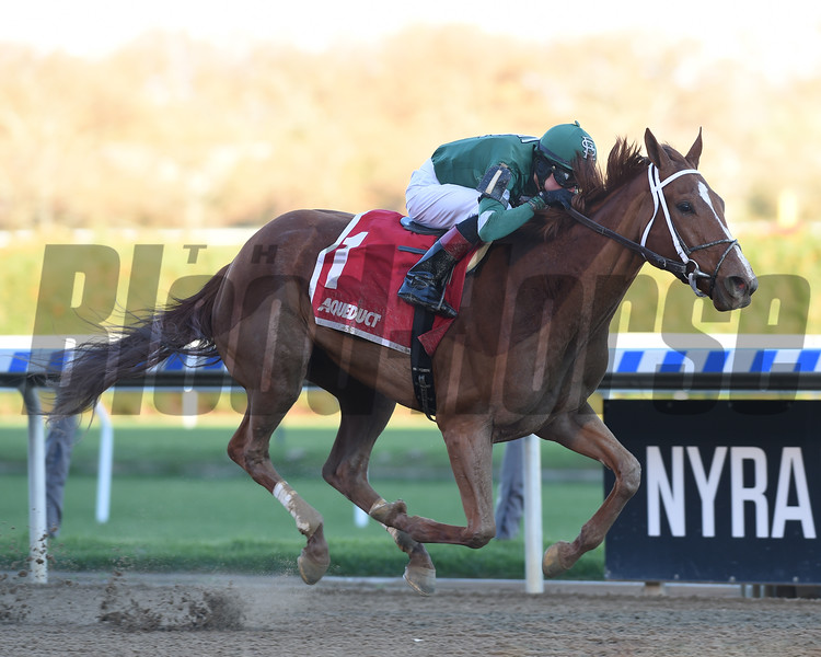Teresa Z wins the 2018 Turnback the Alarm Handicap<br /> Coglianese Photos/Chelsea Durand