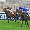 Royal Meeting wins the Criterium International (G1) at Chantilly on October 28; 2018.