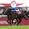 Royal Marine wins 2018 Qatar Prix Jean-Luc Lagardere at Longchamp. Photo: Mathea Kelley