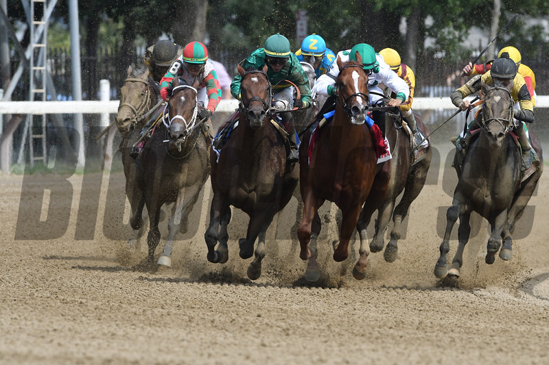 Promises Fulfilled wins the 2018 H. Allen Jerkens Stakes<br /> Coglianese Photos