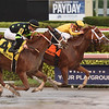 Dream Pauline wins the 2018 Sugar Swirl Stakes at Gulfstream Park   <br /> Coglianese Photos/Leslie Martin