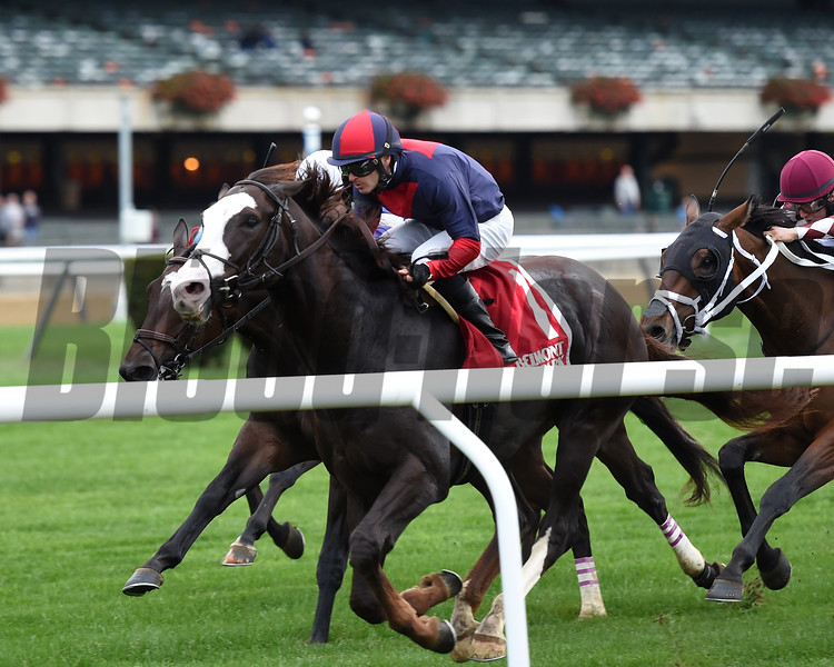 Have At It wins the 2018 Hill Prince Stakes<br /> Coglianese Photos/Chelsea Durand