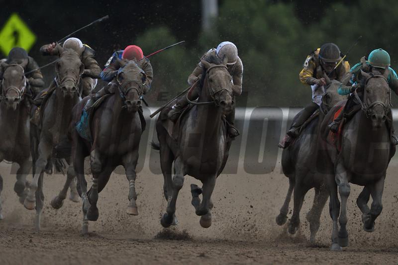 Yoshida wins the 2018 Woodward Stakes<br /> Coglianese Photos/Stacey Hetherington