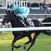 Stella di Camelot wins the 2018 Pebbles Stakes at Belmont Park<br /> Coglianese Photos/Joe Labozzetta