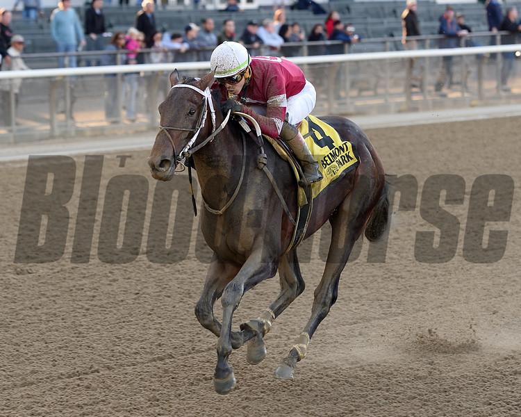 Bankit wins the 2018 Sleepy Hollow Stakes<br /> Coglianese Photos/Chelsea Durand