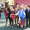Alignement wins the 2018 Qatar Prix Dollar<br /> Katsumi Saito Photo