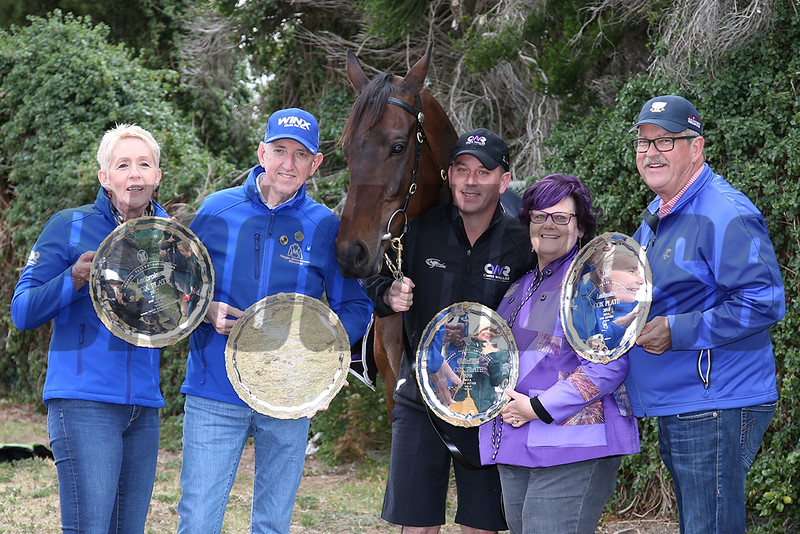 Winx, four Cox Plate Editions, owners, October 28, 2018