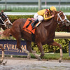 Dream Pauline wins the 2018 Sugar Swirl Stakes at Gulfstream Park<br /> Coglianese Photos