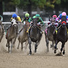 Wow Cat wins the 2018 Beldame Stakes<br /> Coglianese Photos/Robert Mauhar