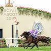South Pacific and Seamie Heffernan win the King George V Stakes, 6-20-20, Royal Ascot, Ascot, UK, photo by Mathea Kelley/Bloodhorse
