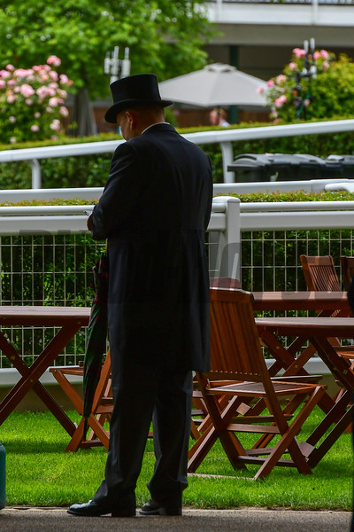Fashion and Scenes, Royal Ascot, Ascot, UK, 6-18-19 photo by Mathea Kelley/Bloodhorse