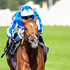 Cleonte wins the 2019 Queen Alexandra Stakes at Royal Ascot<br /> Mathea Kelley Photo
