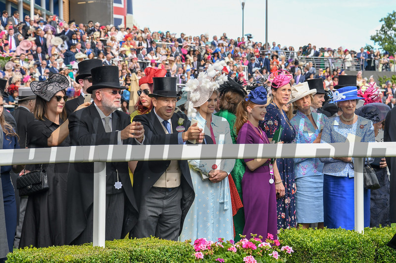 Fashion and Scenes, 6-21-20, Royal Ascot, Ascot, UK, photo by Mathea Kelley/Bloodhorse