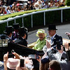 Her Royal Highness The Queen, Fashion and Scenes, Royal Ascot 6-22-19, Ascot, UK, Mathea Kelley-Bloodhorse