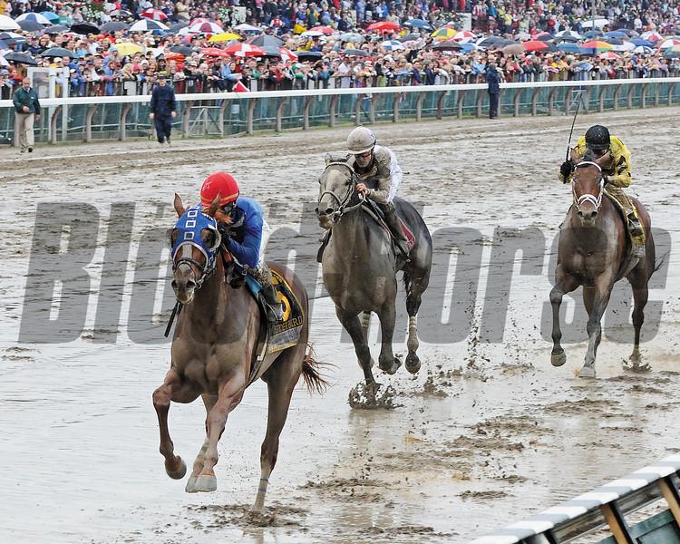 Summer Bird wins The Travers at Saratoga<br /> Coglianese Photos