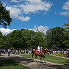 Saratoga Race Course in Saratoga Springs, New York, on Aug. 24, 2019.
