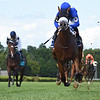 Rinaldi wins the New York Stallion Stakes Wednesday, July 24, 2019 at Saratoga. Photo: Coglianese Photos/Chelsea Durand