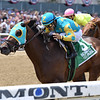 Majid wins the 2019 Easy Goer at Belmont Park<br /> Coglianese Photos/Joe Labozzzetta