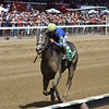 Royal Charlotte wins the 2019 Prioress Stakes at Saratoga<br /> Coglianese Photos/Janet Garaguso