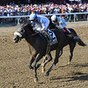 Tom's d'Etat wins the 2019 Alydar Stakes<br /> Coglianese Photos/Chelsea Durand