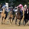 Tax wins the Jim Dandy Stakes Saturday, July 27, 2019 at Saratoga. Photo: Coglianese Photos/Elsa Lorieul