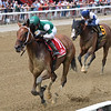 Special Relativity wins the 2019 Shine Again Stakes at Saratoga<br /> Coglianese Photos/Chelsea Durand
