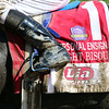 Midnight Bisou saddle cloth after winning the 72nd Running of the Personal Ensign (GI) at Saratoga on August 24, 2019. Photo By: Chad B. Harmon